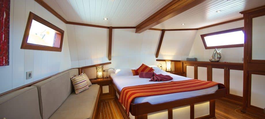 Luxury Cabin on Board