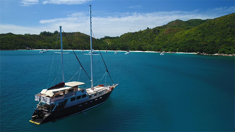 Boat on the Galatea